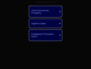 henriquerego.com screenshot