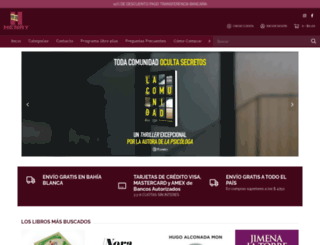 henrylibros.com screenshot