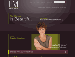henrymargu.com screenshot
