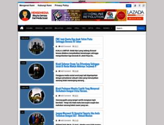 hensemedia.blogspot.com screenshot