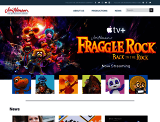henson.com screenshot