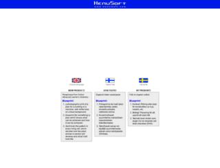 henu.com screenshot