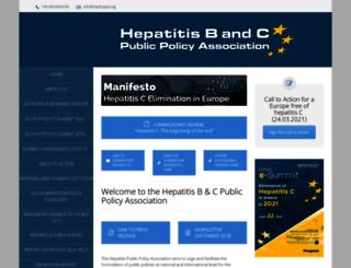 hepbcppa.org screenshot