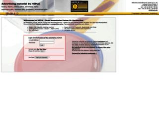 hepla.com screenshot