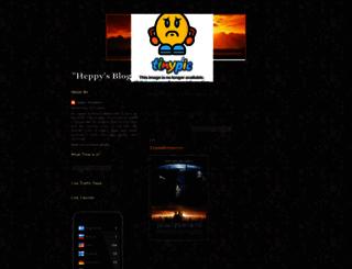 heppy-vjcool.blogspot.com screenshot