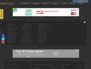 hepradyodinle.com screenshot