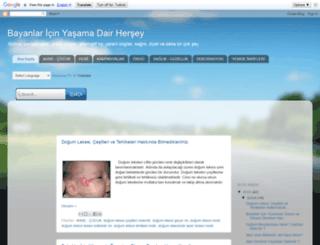 hepsiiyihaber.blogspot.com.tr screenshot