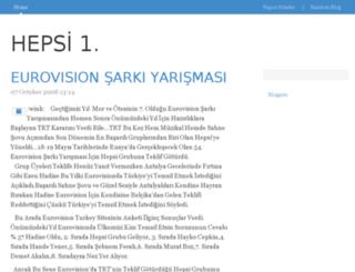 hepsimm.bloggum.com screenshot
