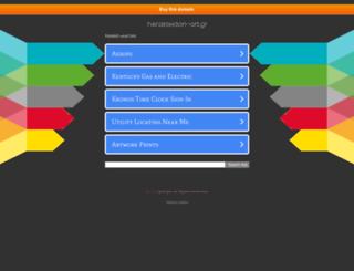herakleidon-art.gr screenshot