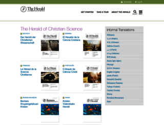 herald.christianscience.com screenshot