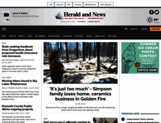 heraldandnews.com screenshot