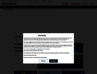 heraldscotland.com screenshot