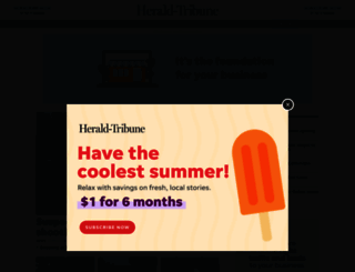 heraldtribune.com screenshot