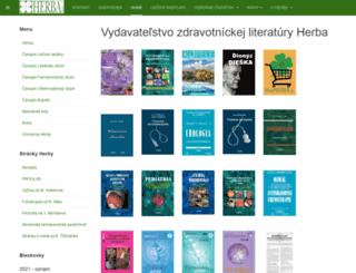 herba.sk screenshot