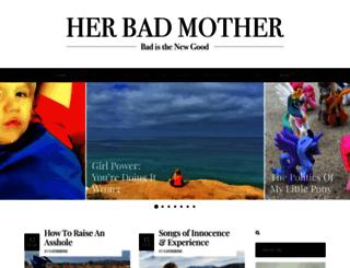herbadmother.com screenshot