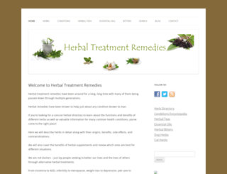 herbal-treatment-remedies.com screenshot