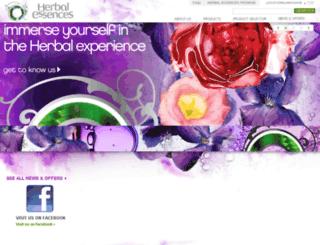 herbalarabia.com screenshot