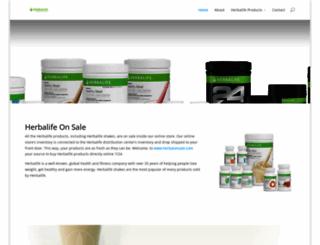 herbalonsale.com screenshot