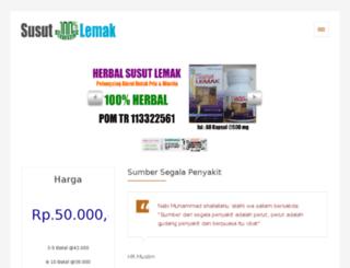 herbalsusutlemak.com screenshot