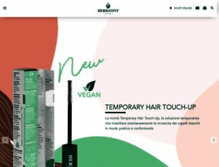 herbatint.it screenshot