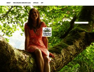 herbhedgerow.co.uk screenshot