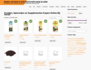 herbi.nl screenshot