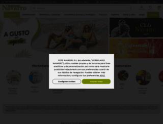 herbolarionavarro.es screenshot