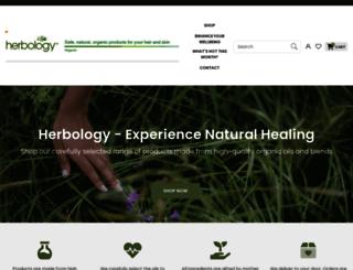 herbologynz.com screenshot