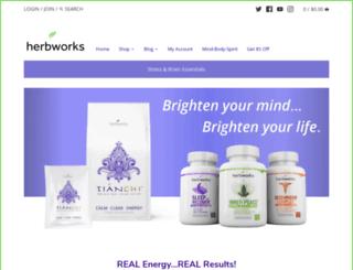 herbworks.com screenshot