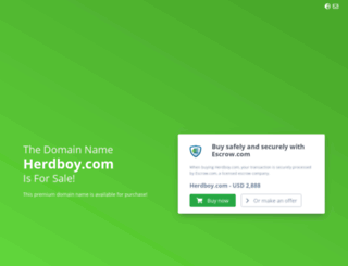 herdboy.com screenshot
