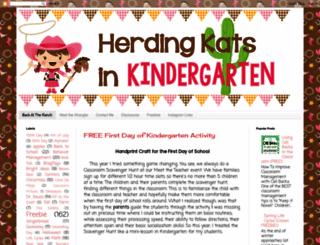 herdingkats.blogspot.com screenshot