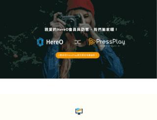 hereo.cc screenshot