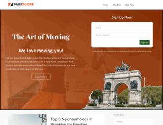 heresparkslope.com screenshot