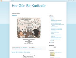hergunbirkarikatur.blogspot.com screenshot