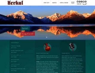 herkul.org screenshot