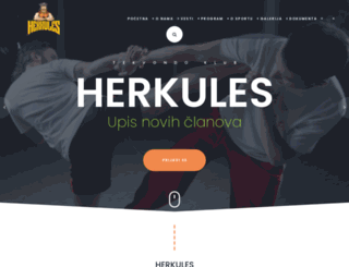 herkules.rs screenshot