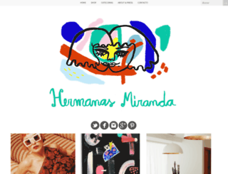 hermanasmiranda.es screenshot