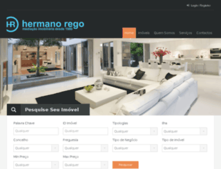 hermano-rego.com screenshot