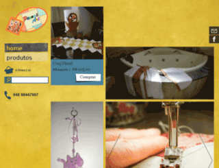 hermes.neosites.com.br screenshot