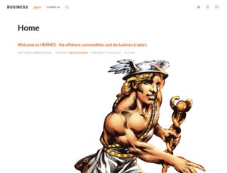 hermesoffshore.com screenshot