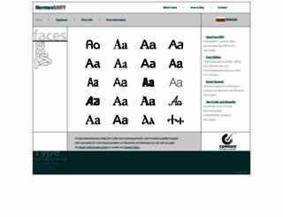 hermessoft.com screenshot