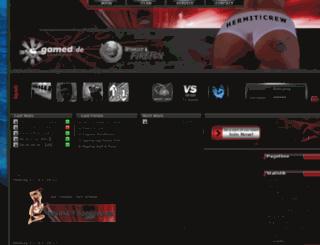 hermitcrew.de screenshot