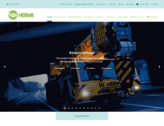 herms.nl screenshot