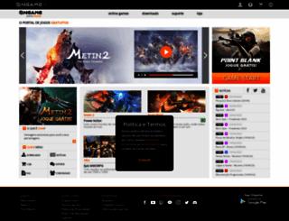 hero.ongame.com.br screenshot