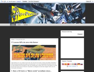 herodroide.blogspot.com.br screenshot