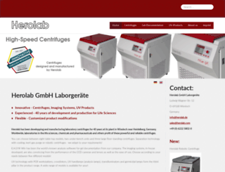 herolab.de screenshot
