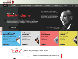 heromindmine.com screenshot
