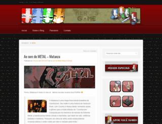 herosgame.wordpress.com screenshot