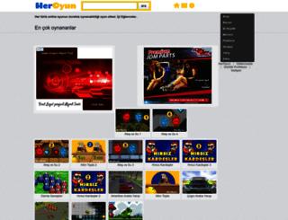 heroyun.com screenshot