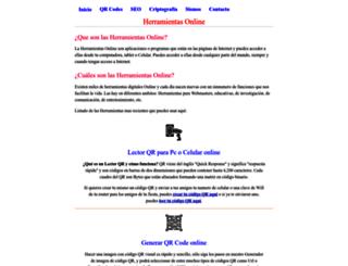 herramientas-online.com screenshot